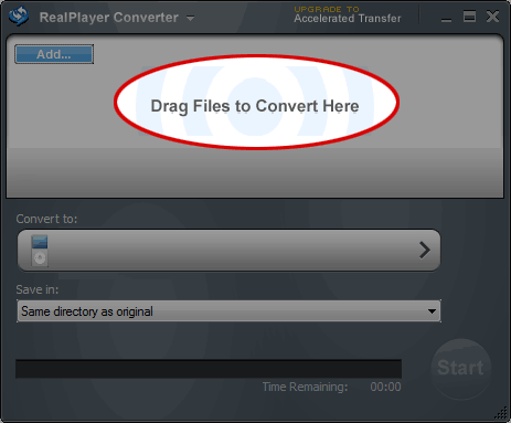 convert mp3 to cda online